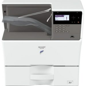 fotocopiatore sharp MX-B450P bianco e nero