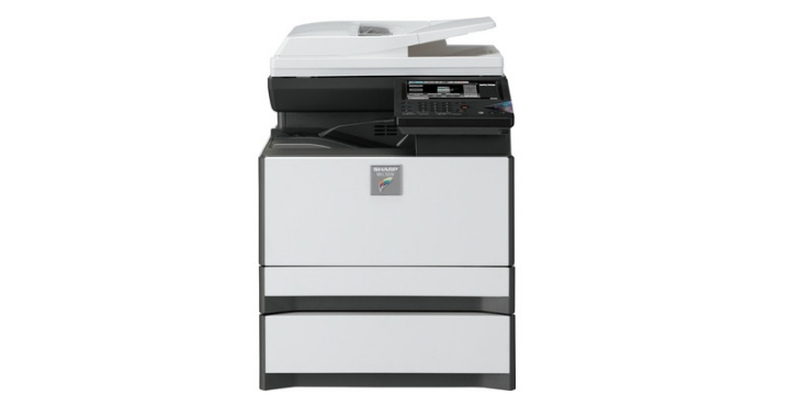 fotocopiatore multifunzione a colori A4 sharp MXC-301W