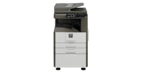 stampante bianco e nero sharp MX-M266NV formato A3