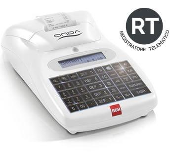 registratore telematico RCH - ONDA R RT